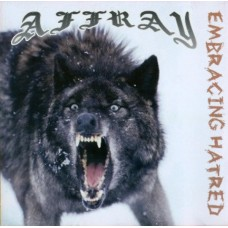 Affray - Embracing Hatred - CD